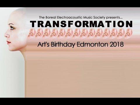2018 -01-13 Art's Birthday: Transformation with BEAMS in Edmonton!