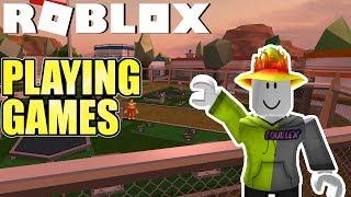 ROBLOX GAMES MIT FANS! 🔴 ROBLOX LIVESTREAM (Jailbreak, MM2, Assassin, MEHR)