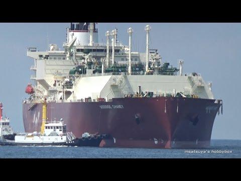 WOODSIDE CHANEY 新造船 LNGタンカー LNG TANKER SHIP