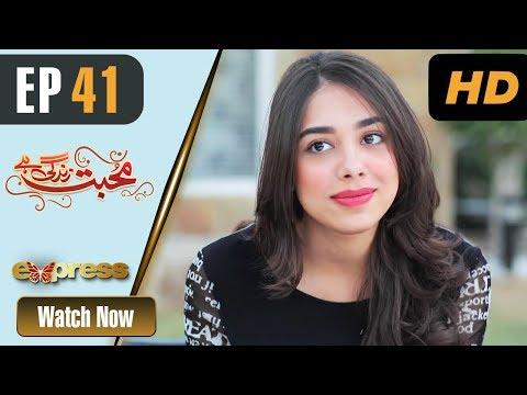 Mohabbat Zindagi Hai - Episode 41 - Express Entertainment Dramas
