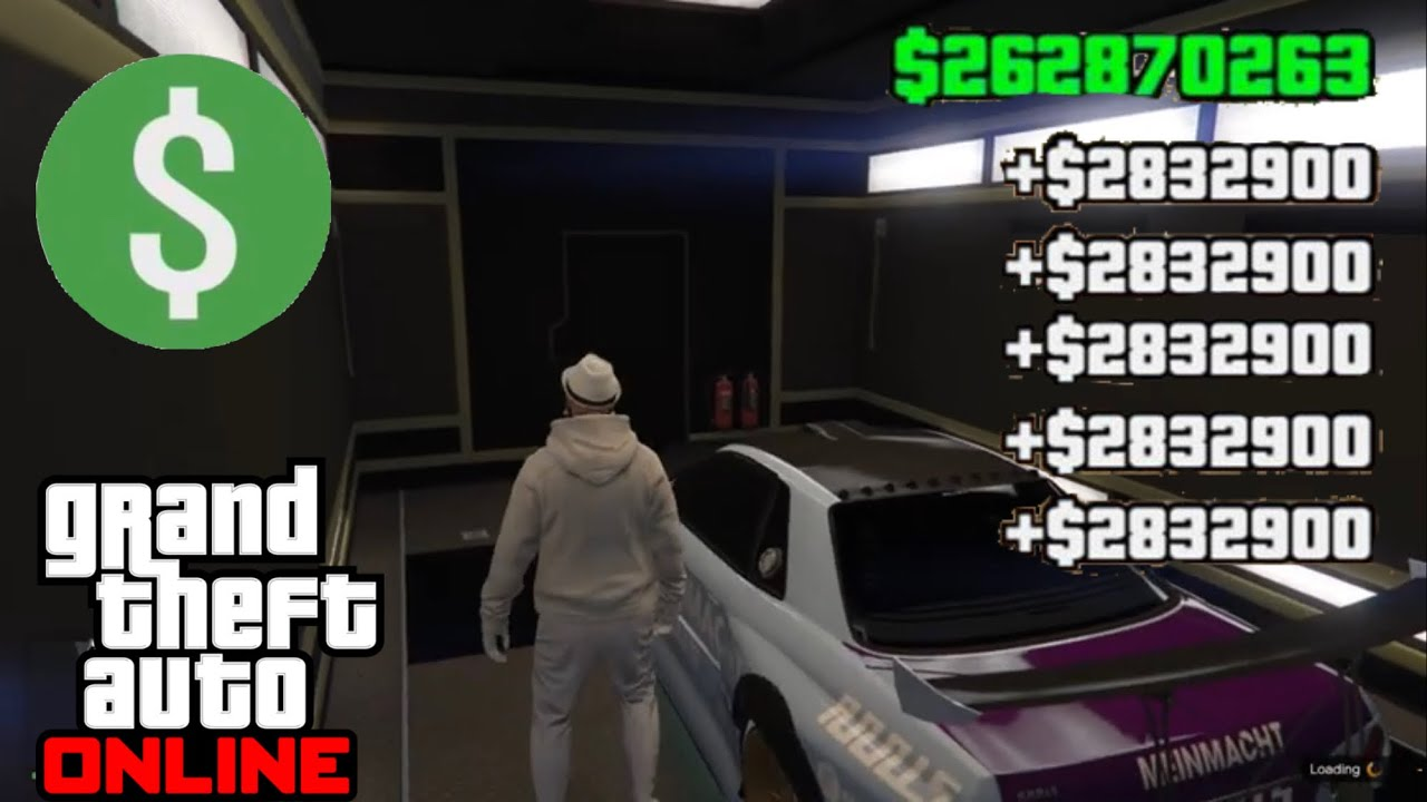 Download *NEW AFTER PATCH* GTA Online Solo Car Duplication Glitch (GTA UNLIMITED MONEY GLITCH)