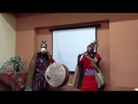 Traditional Inca music Cusco, Peru 2013