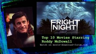 Top 10 Roddy McDowall Movies to Watch Online