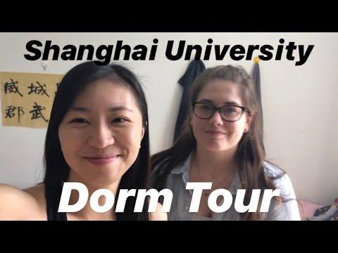 Shanghai University Yanchang Campus Dorm Tour