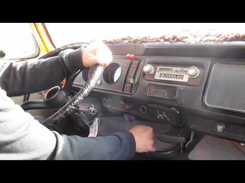SubiSwaps Volkswagen Bus getting a Subaru engine and transaxle conversion Part 1 Test Drive