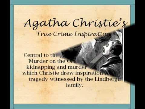 agatha christie s true crime inspirations holgate mike