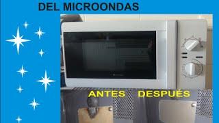 COMO CAMBIAR PLACA DE MICA DEL MICROONDAS
