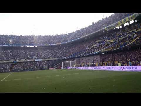 Gol de Osvaldo Boca 2 vs Def y Justicia 0