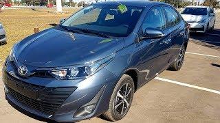 Toyota Yaris Sedan XLS: teste-drive, preço, desempenho (fraco) e consumo - www.car.blog.br