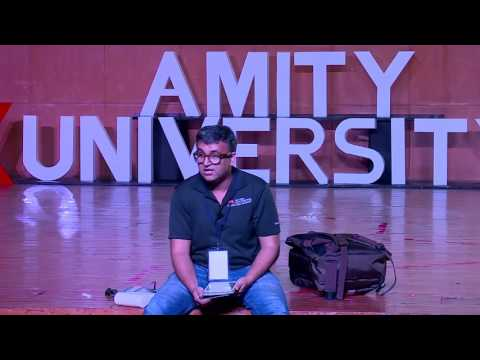 A Medical Device That Can Conduct 33 Diagnostic Tests | Kanav Kahol | TEDxAmityUniversity