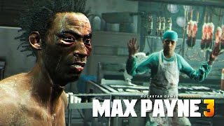 MAX PAYNE 3 - #11: Descoberta MACABRA