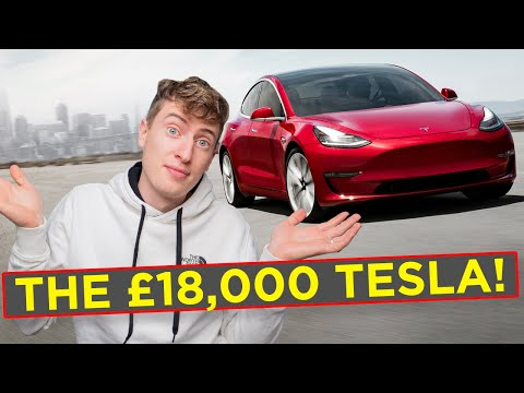 How Much Does It Cost To Buy A Tesla Model 3 In The UK