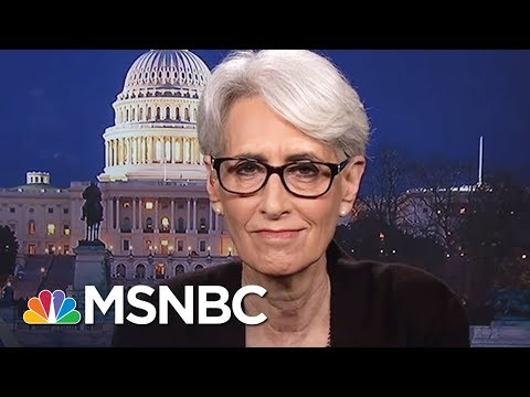 Wendy Sherman: Jared Kushner Backchannel Defense 'Took My Breath Away' | The Last Word | MSNBC