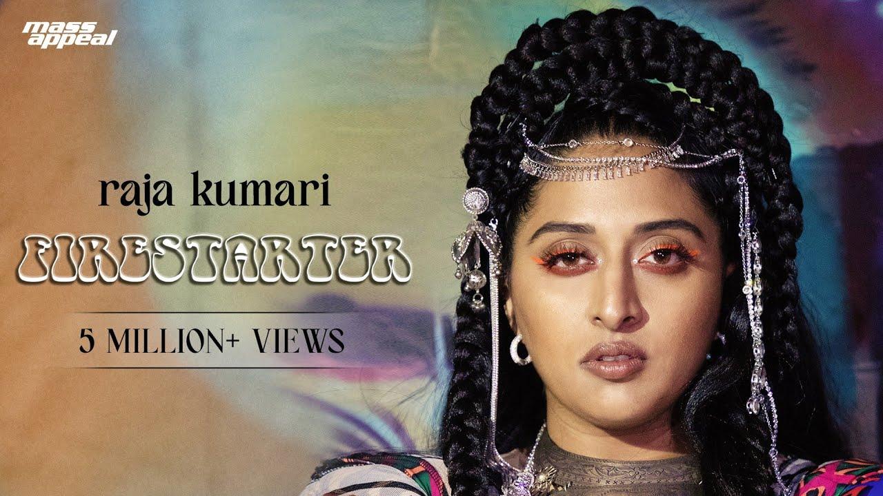 Raja Kumari - Firestarter (Official Music Video) | Mass Appeal India