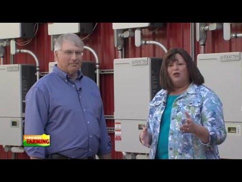 Virginia Farming: Solar Powered Farms