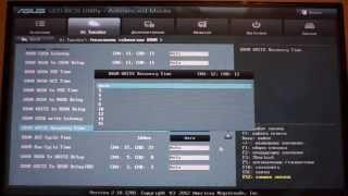 Asus M5A97 LE R2.0 повний огляд UEFI BIOS