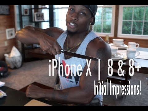 Download Youtube: iPhone X and iPhone 8 impressions | Terry Warfield | Has the iPhone finally caught up??