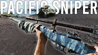 Pacific Sniper - Battlefield 5 ( Final Update )