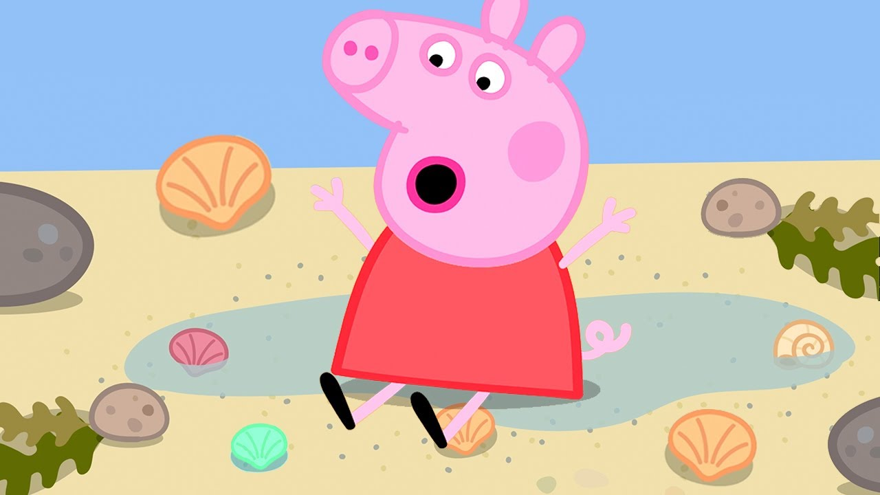Peppa Pig Official Channel | Lots Of Muddy Puddles