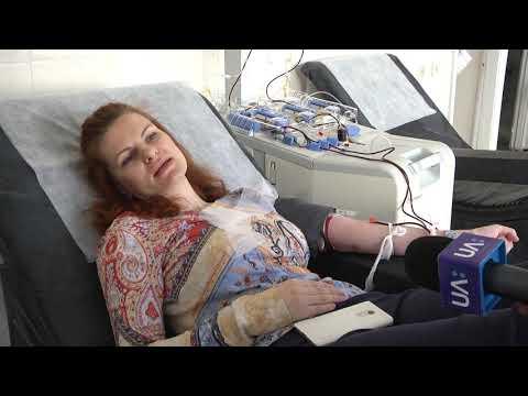 Суспільне Житомир: У житомирському Центрі крові зменшилася кількість крові