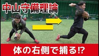 【守備理論】中山選手が自身の守備理論を解説!