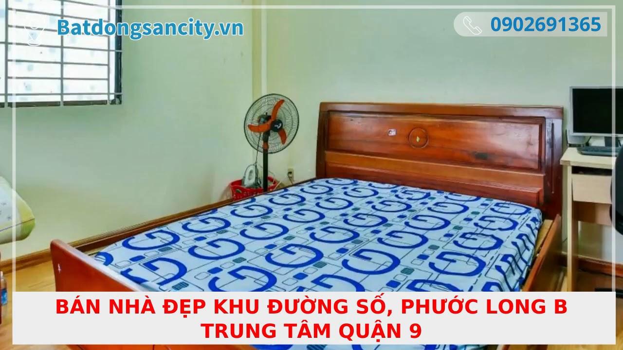 Bán nhà phường Nhà bán Phường Phước Long B – Quận 9