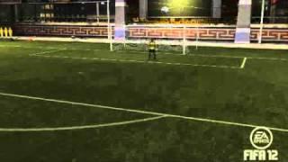 FIFA 12 virtual pro amazing goal