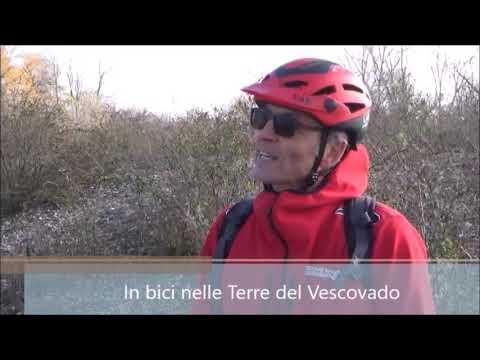 In bici nelle Terre del Vescovado