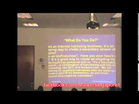 MarketSingapore Recruiting & Prospecting by Danny & SeeYee 20140715