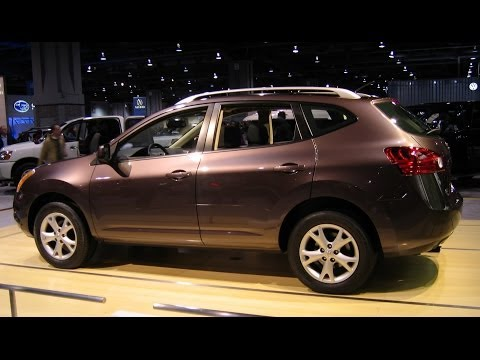 Nissan Rogue Concept Car