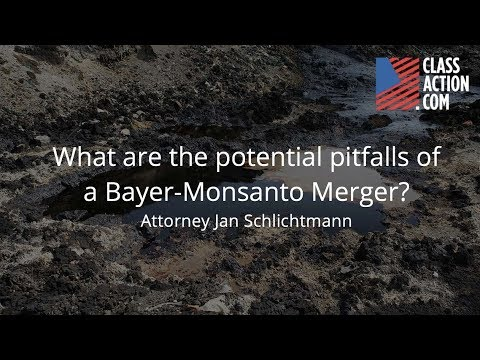 What are the Potential Pitfalls of a Bayer-Monsanto Merger?