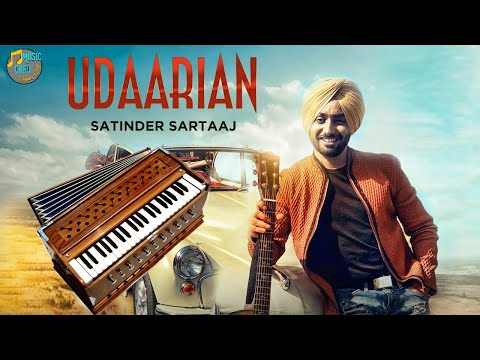 Udaarian By Satinder Sartaj Play On Harmonium