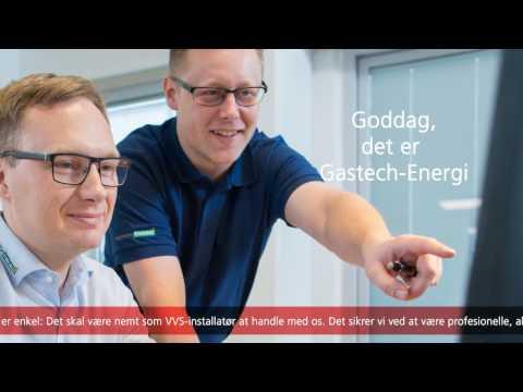 Præsentation af Gastech-Energi A/S (for installatører)