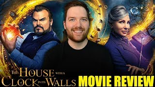 The House with a Clock in Its Walls - Movie Review
