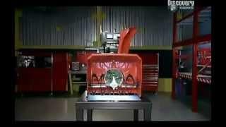 видео Особенности ремонта снегоуборщиков