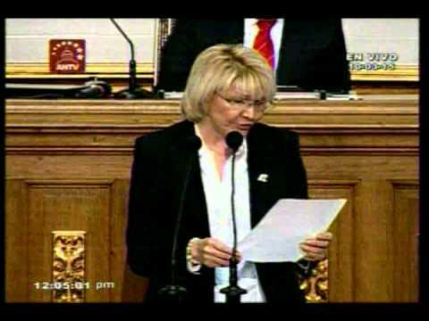 Luisa Ortega Díaz: Hay que proteger a nuestra fiscal Katherine Harrington