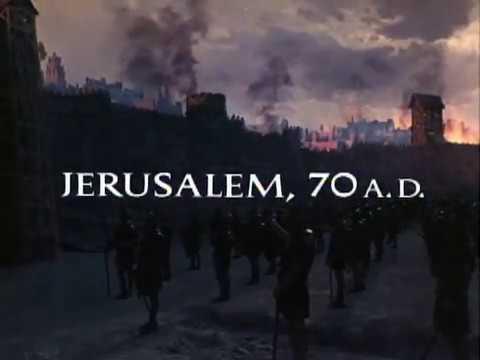 MASADA. O INÍCIO DA LUTA c. Peter OToole. THE START OF FIGHT Peter OToole. A QUEDA DE JERUSALÉM