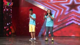 vietnams got talent 2014 - bon chu lam - tap 04 - quang thai vs hai yen