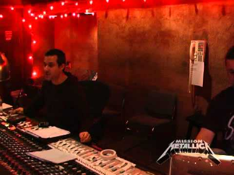Mission Metallica: Fly on the Wall Clip (June 17, 2008)