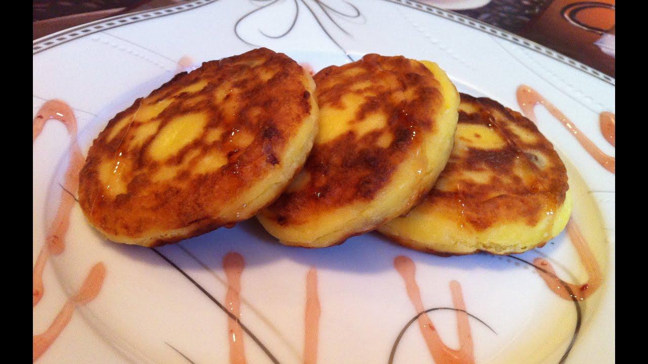 домашние сырники из творога рецепт с фото пошагово