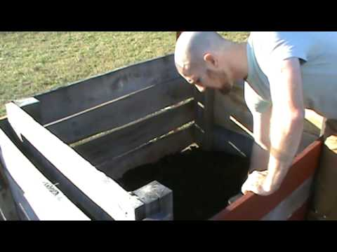 How To Build Soil by Composting Horse Manure