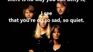 Chiquitita  ABBA  (with lyrics)