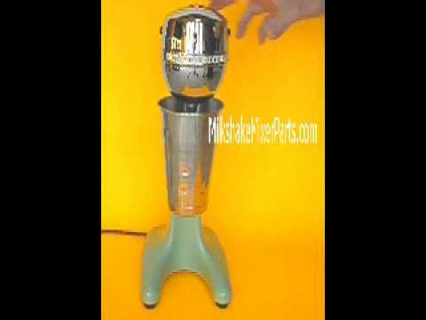 Vintage HAMILTON BEACH 930 DRINKMASTER Reconditioned Milkshake Mixer