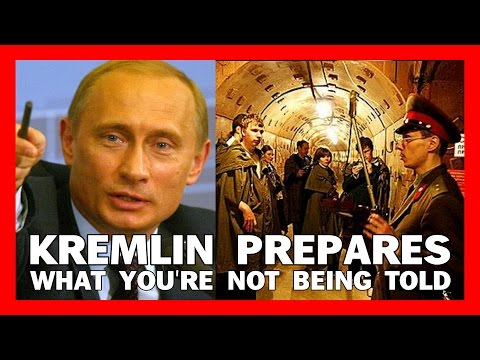 WHAT THE GOVT DOESN'T WANT YOU TO KNOW ABOUT THE 40 MILLION RUSSIANS IN FALLOUT BUNKERS RIGHT NOW!!!