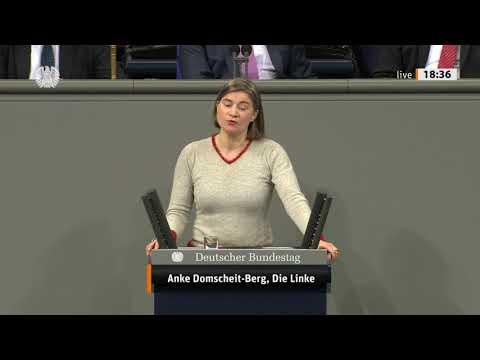 Anke Domscheit-Berg, DIE LINKE: Schutz für Betroffene, kein Abbau von Grundrechten