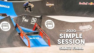Skate Final  |  SIMPLE SESSION 2020