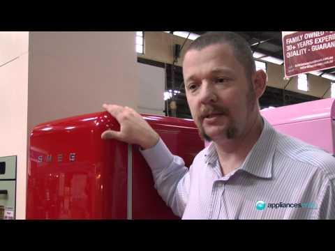 Check out the iconically designed retro Smeg FAB refrigerator range - Appliances Online