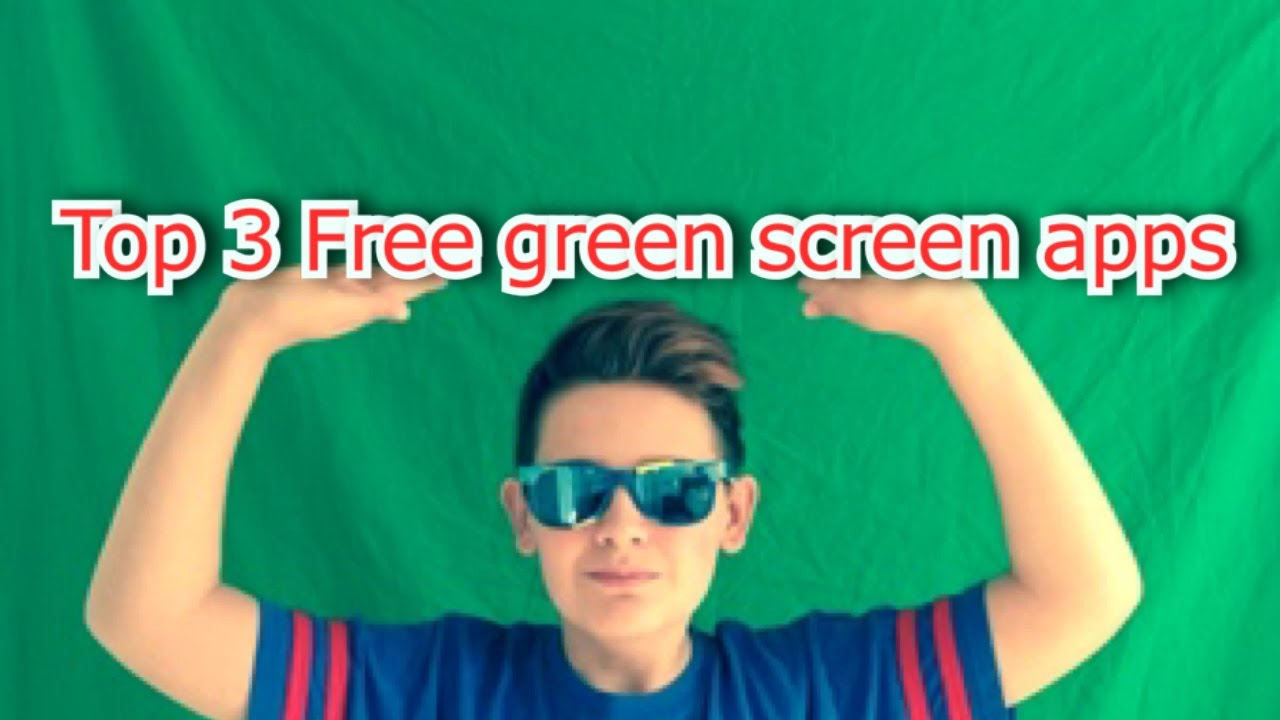 Download HOW TO USE GREEN SCREENS ON IOS FOR FREE