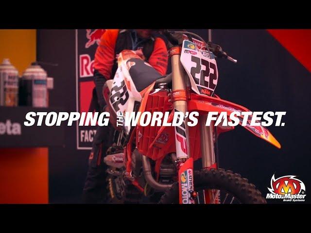 Moto-Master 2018 MXGP and MX2 World Champion