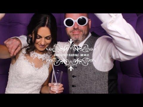 Marryoke Video - Kerry & Paul - 500 Miles